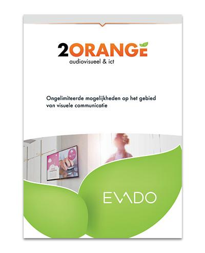 2Orange Evado Narrowcasting Brochure