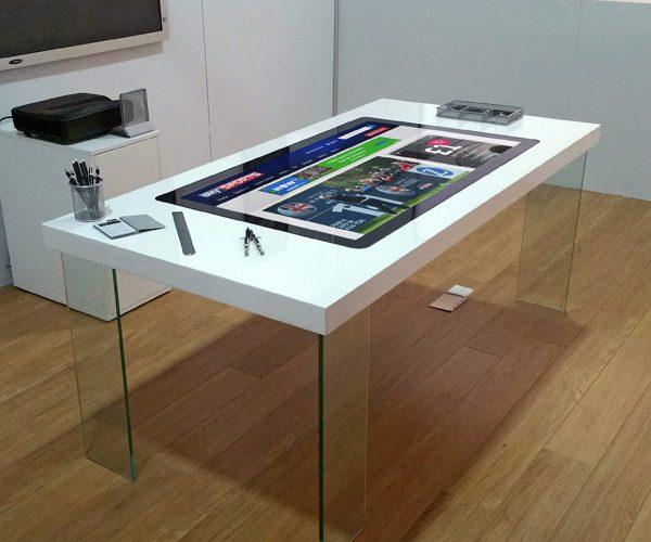 2Orange - interactieve touch tafel oplossingen