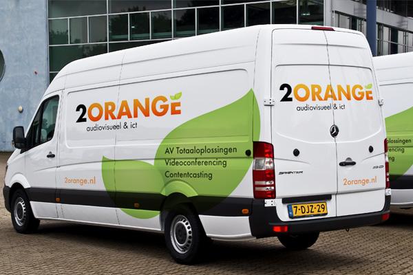 2Orange - AV en ICT installatie