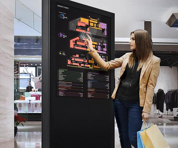 2Orange - touch kiosk