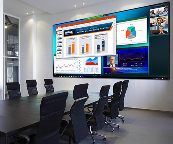 2Orange Office LED Wall solutions