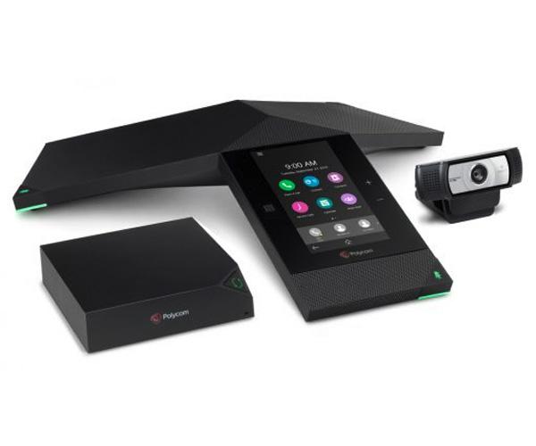 2Orange - Polycom trio videoconference