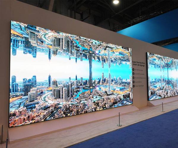 2Orange indoor video wall oplossingen