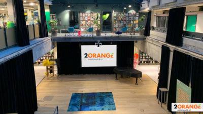 2Orange - DOK Delft audiovisuele en ict oplossingen